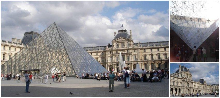 法國-巴黎-羅浮宮louvre