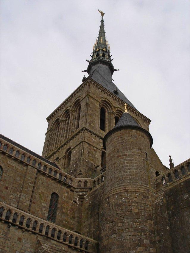法國-諾曼地-聖米歇爾山Mont Saint Michel