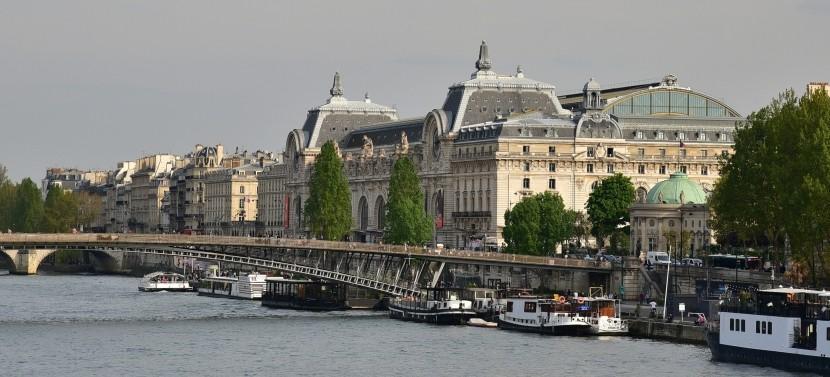 法國-巴黎-奧賽博物館