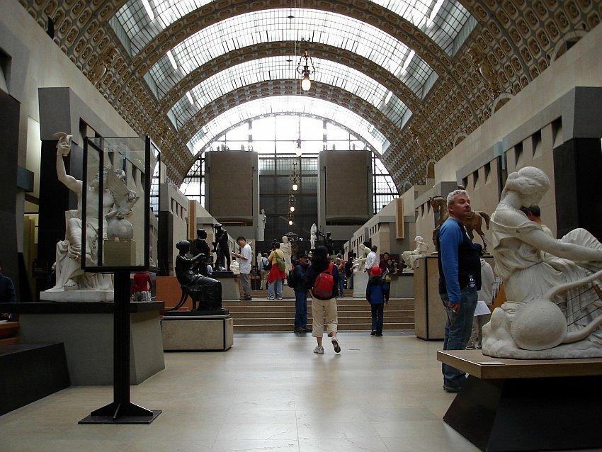法國-巴黎-奧賽博物館Musée d'Orsay