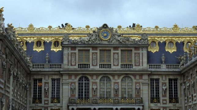 法國-巴黎-凡爾賽宮