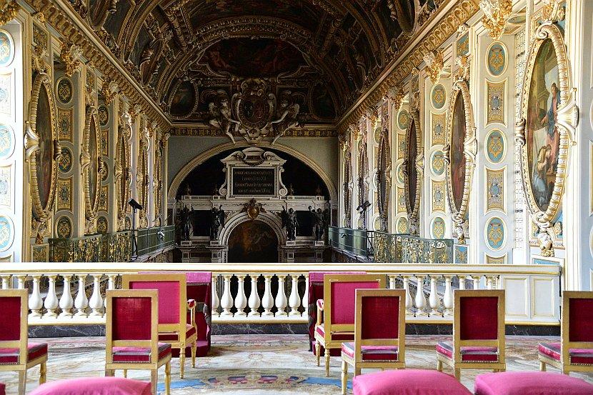 法國-巴黎-楓丹白露宮-三位一體禮拜堂