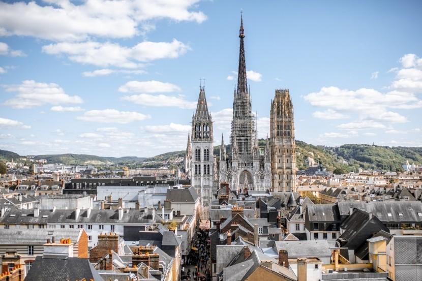 法國-盧昂-盧昂大教堂