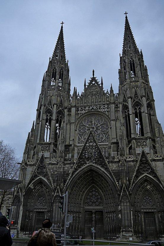 法國-盧昂-盧昂主教座堂