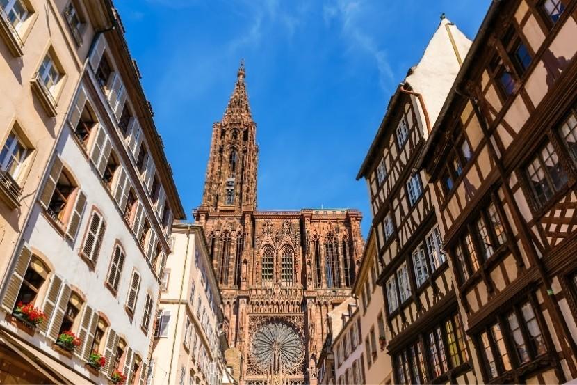 法國-史特拉斯堡-史特拉斯堡大教堂