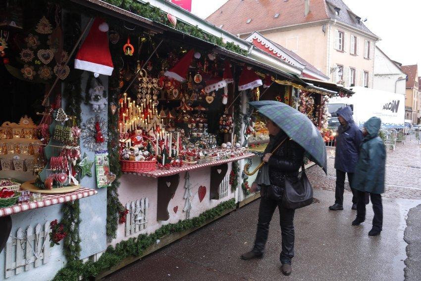 法國-科爾馬-聖誕市集
