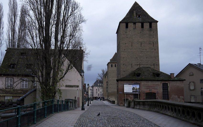 法國-史特拉斯堡-小法國區Petite France