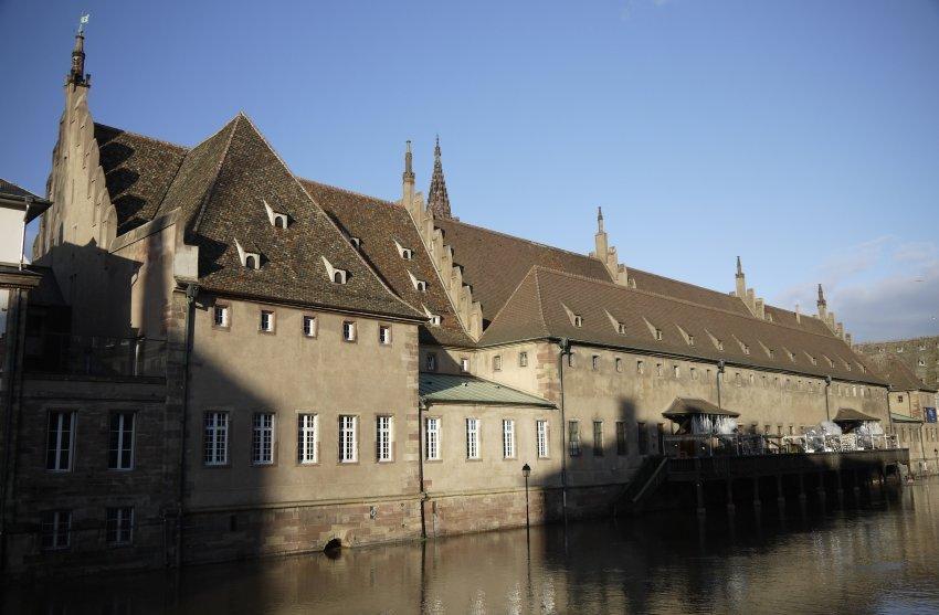 法國-史特拉斯堡-伊爾河