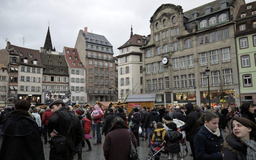 法國-史特拉斯堡-克勒貝爾廣場Place Kléber
