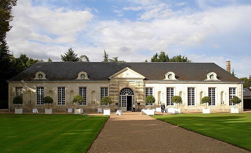 法國-羅亞爾河-謝韋爾尼城堡Château de Cheverny