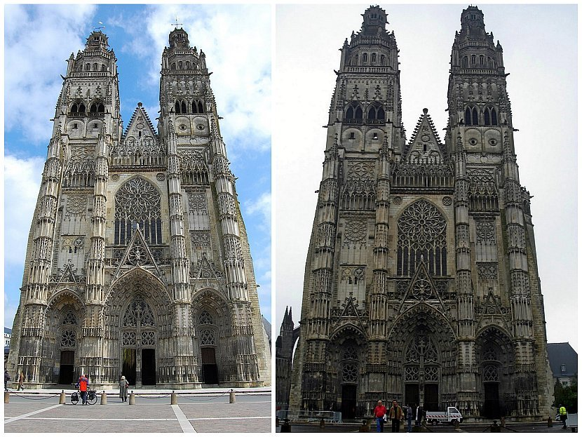 法國-都爾-都爾大教堂