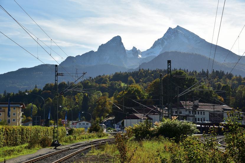 德國-貝希特斯加登-瓦茲曼山