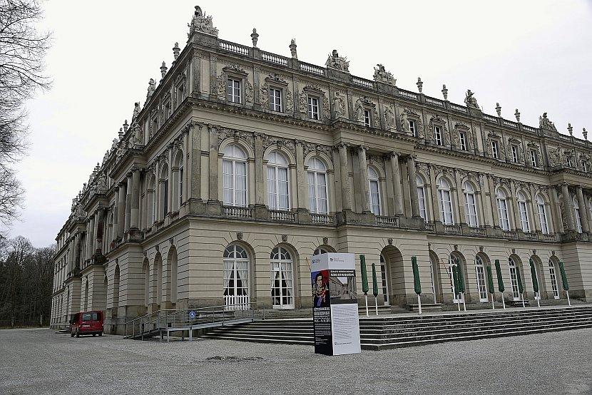 德國-巴伐利亞-海倫基姆湖宮