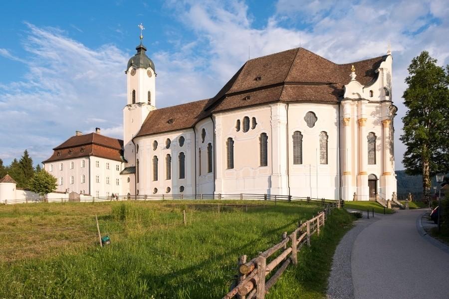 德國-巴伐利亞-威斯教堂