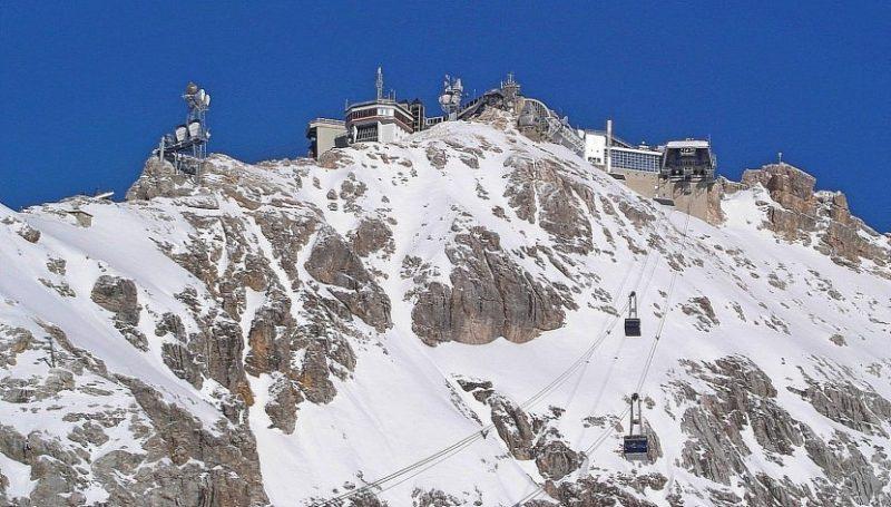 德國-巴伐利亞-楚格峰