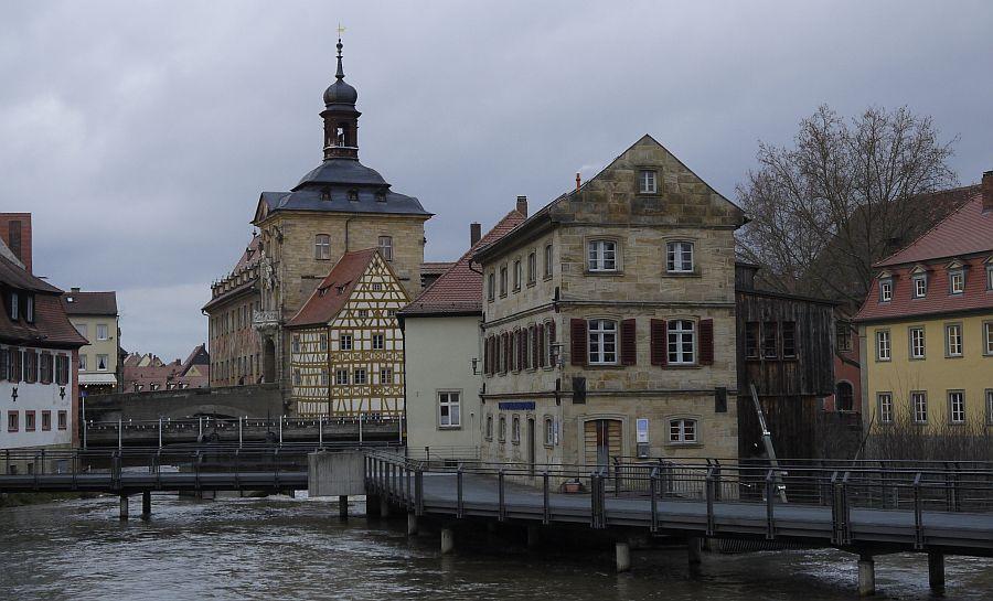 德國-班堡-舊城區