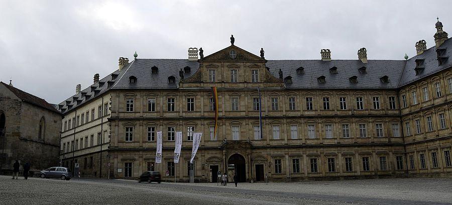 德國-班堡-新主教宮殿