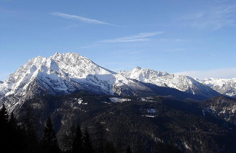 德國-阿爾卑斯山-國王湖-Jenner Bahn纜車觀景台
