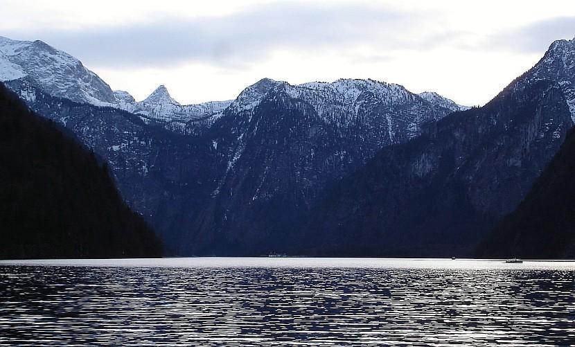 德國-阿爾卑斯山-國王湖