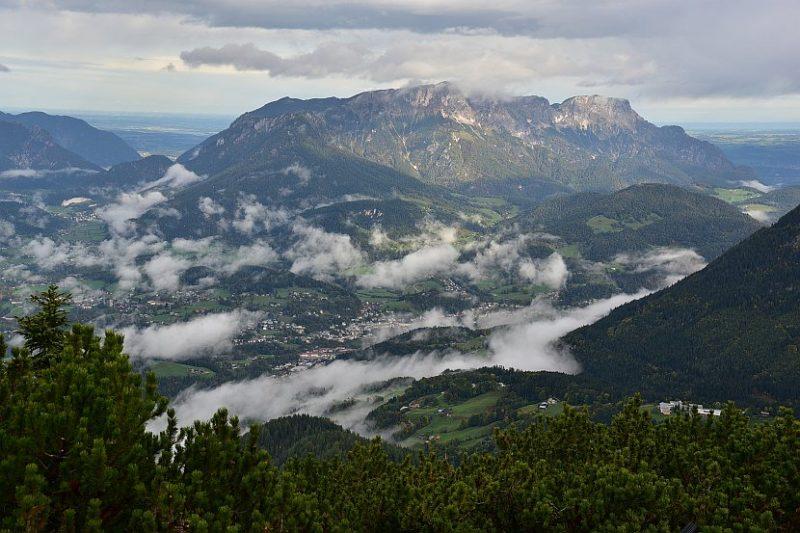 德國-國王湖-耶拿峰