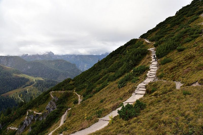 德國-國王湖-耶拿峰健行