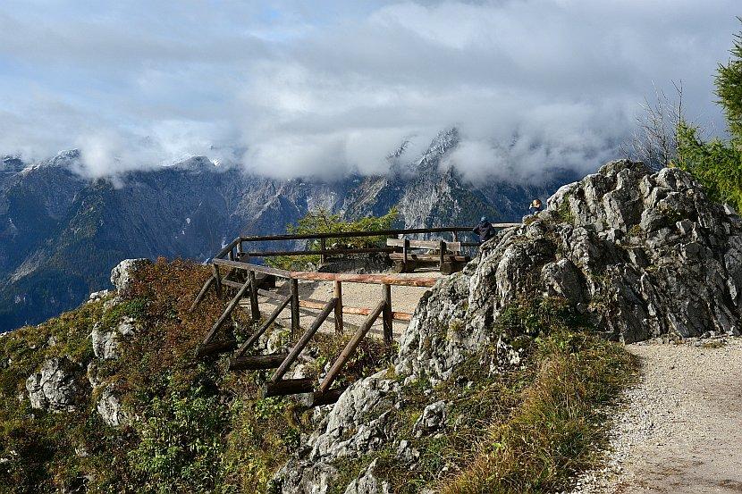 德國-國王湖-耶拿峰觀景台