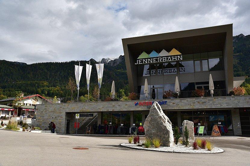 德國-國王湖-耶拿峰纜車站(Jennerbahn)
