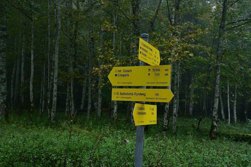 德國-國王湖-聖巴多羅買教堂到冰教堂(Eiskapelle)健行路線