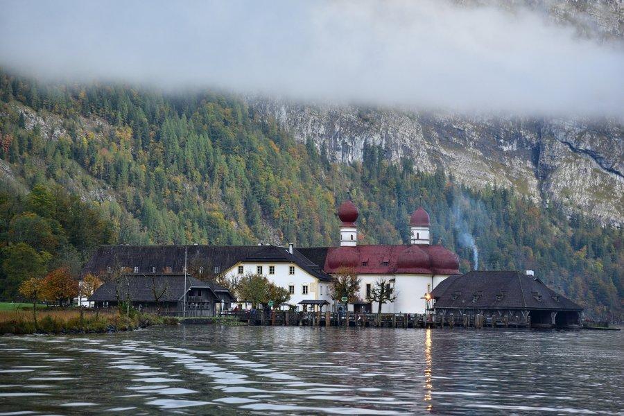 德國-貝希特斯加登Berchtesgaden-國王湖Konigssee