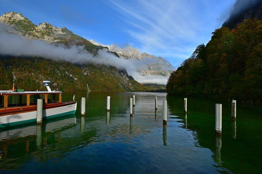 德國-貝希特斯加登-國王湖-上湖