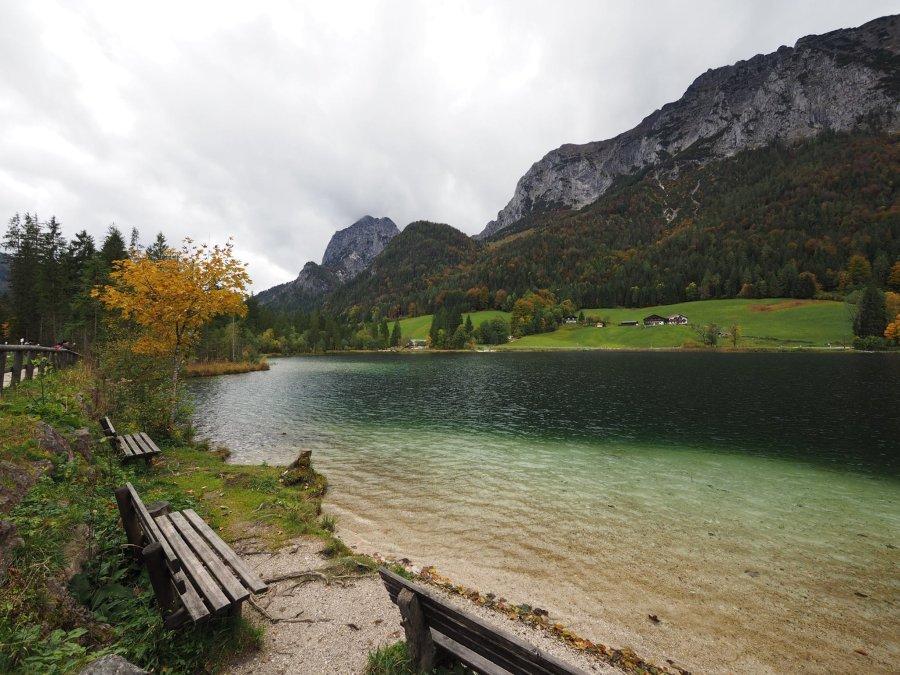 德國-藍紹Ramsau-辛特湖Hintersee