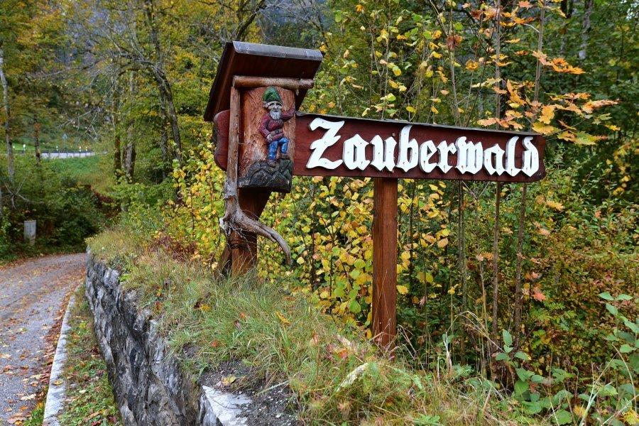 德國-藍紹Ramsau-魔法森林Zauberwald