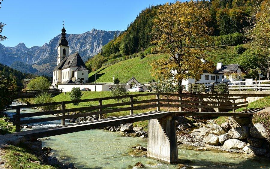 德國-藍紹-藍紹教堂