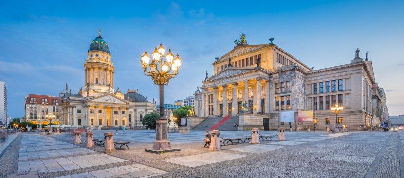 德國-柏林-御林廣場