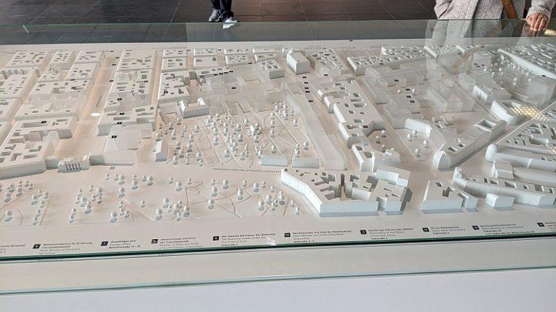 德國-柏林-恐怖地形圖