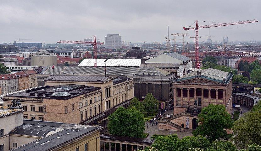 德國-柏林-柏林大教堂Berliner Dom