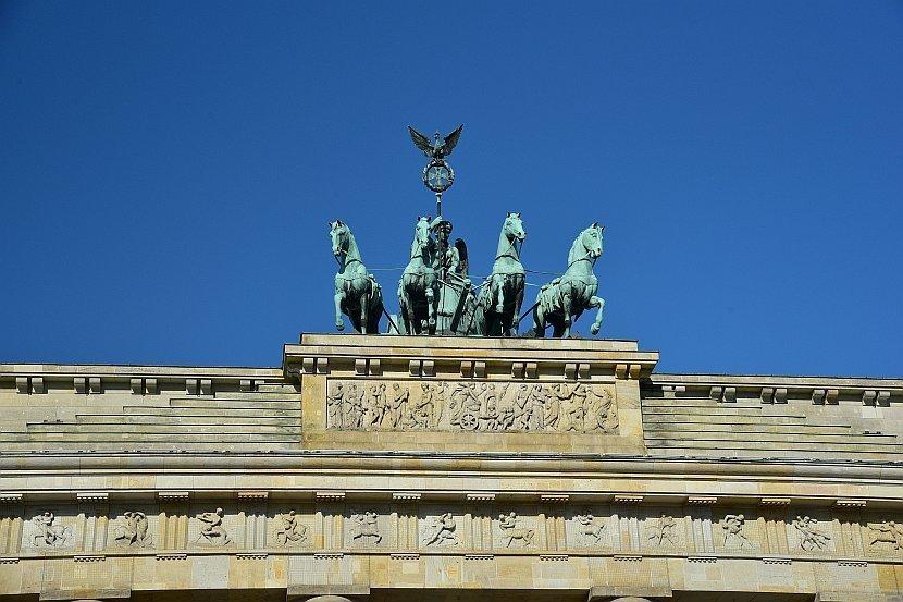 德國-柏林-布蘭登堡門(Brandenburger Tor)