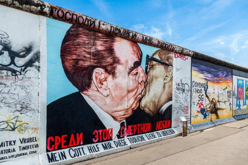 德國-柏林-東邊畫廊