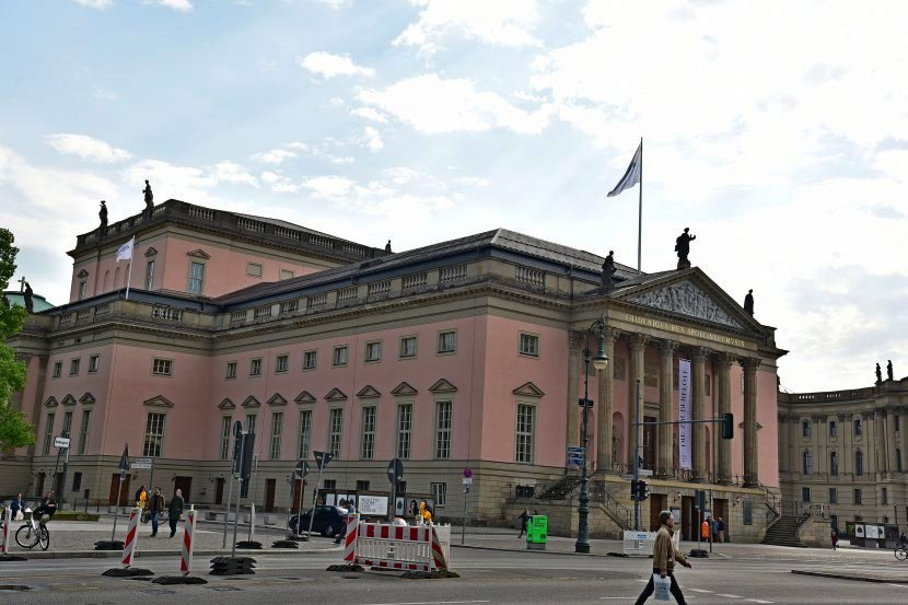 德國-柏林-柏林國立歌劇院