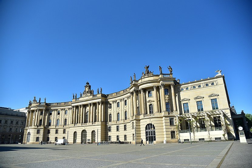 洪堡大學的圖書館
