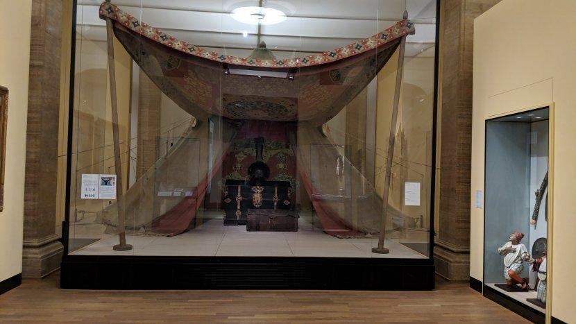 德國-柏林-菩提樹下大道-德意志歷史博物館-土耳其帳篷