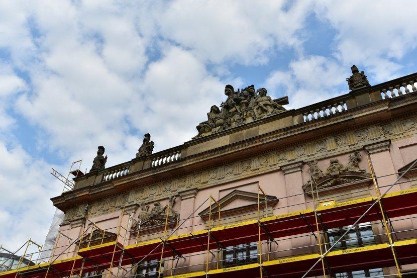 德國-柏林-菩提樹下大道-德意志歷史博物館