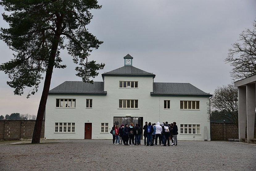 德國-柏林-薩克森豪斯集中營