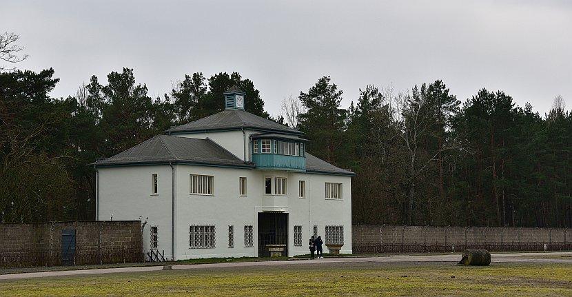 德國-柏林-薩克森豪森集中營