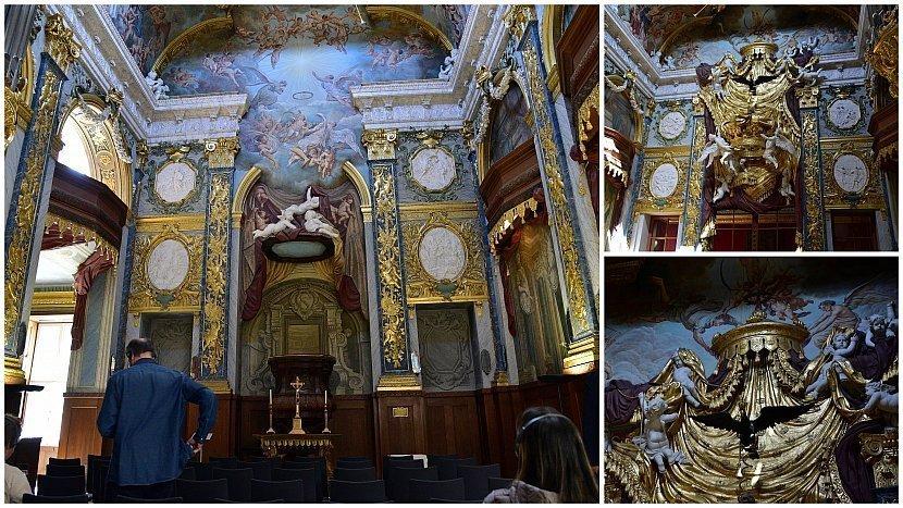 德國-柏林-夏洛登堡宮(Schloss Charlottenburg)-舊皇宮宮廷禮拜堂