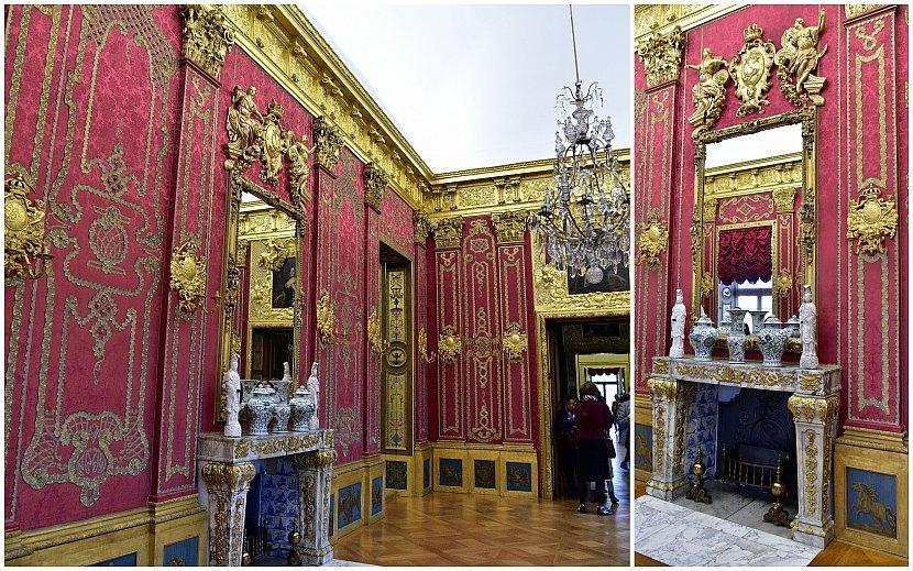 德國-柏林-夏洛登堡宮(Schloss Charlottenburg)-舊皇宮