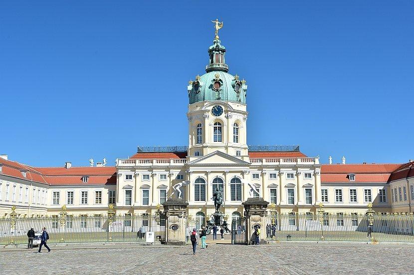 德國-柏林-夏洛登堡宮