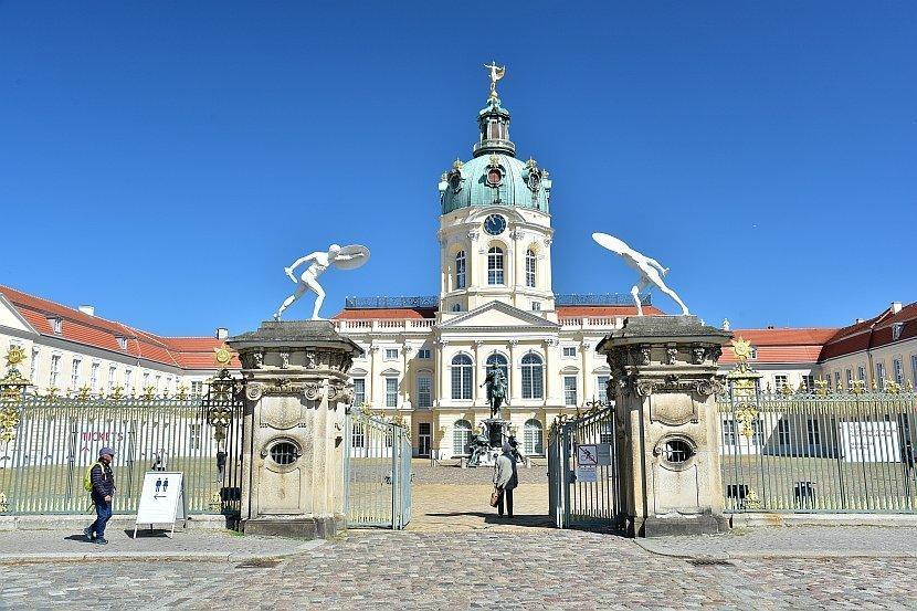 德國-柏林-夏洛登堡宮(Schloss Charlottenburg)