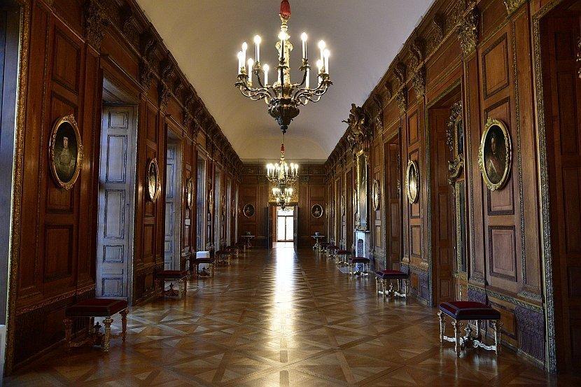 德國-柏林-夏洛登堡宮(Schloss Charlottenburg)-舊皇宮舊畫廊