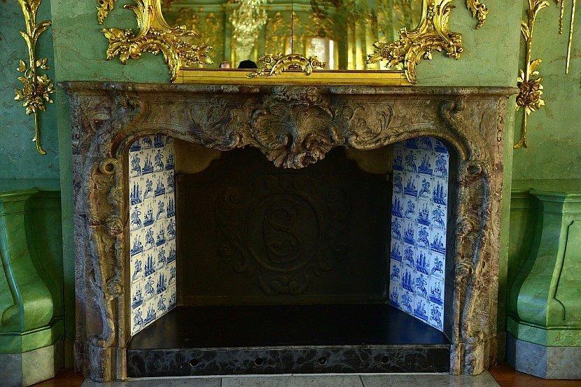 德國-柏林-夏洛登堡宮(Schloss Charlottenburg)-新翼